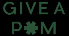 give a pom logo